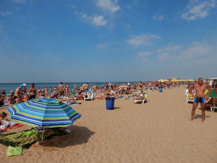 Фото набережной и пляжей адлера 100